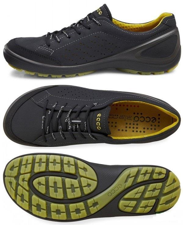 ECCO 爱步 BIOM 自然律动 男士健步鞋原价$160 现99.98 公码75折$74.98 $到手¥565