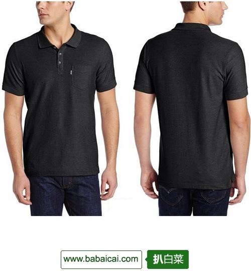 适合凑单:Levi's 李维斯 男士Polo衫 $11.23